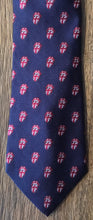 Load image into Gallery viewer, Rolling Stones Silk Woven Tie