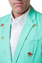 "Load image into Gallery viewer, ""Go to Hell"" Spinnaker Party Jacket"