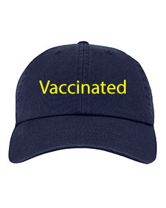 Dad Hat - Vaccinated