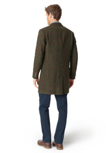 Harris Tweed Overcoat