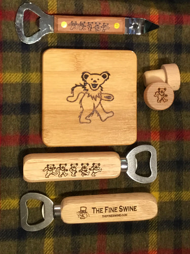 Dancing Bear Laser Etched Gifts