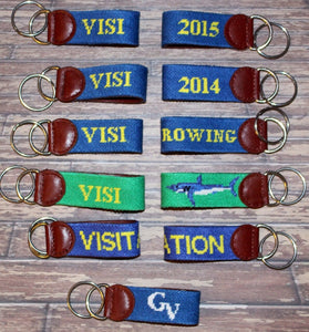 Key Fobs-Schools by Fine Swine Designs