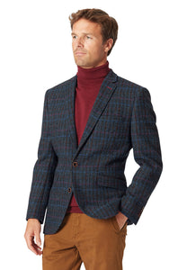 "Harris Tweed ""Monty"" Jacket Tailored Fit"