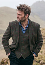 "Load image into Gallery viewer, Harris Tweed ""Tory"" Jacket Classic Fit"