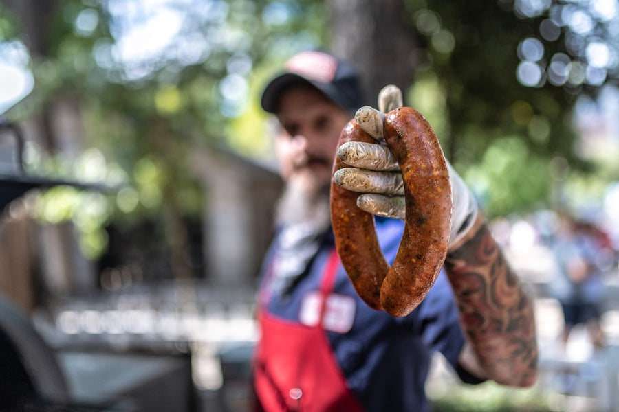 Local Sausage Pick-Up & Delivery