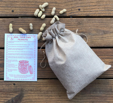 Boiled Peanuts Kit