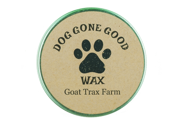 DOG GONE GOOD DOG WAX