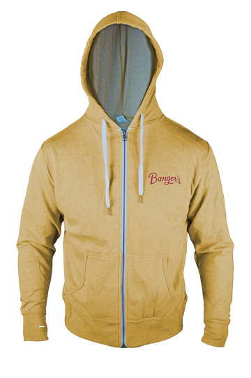 AMBER WAVES OF GRAIN TERRY HOODIE