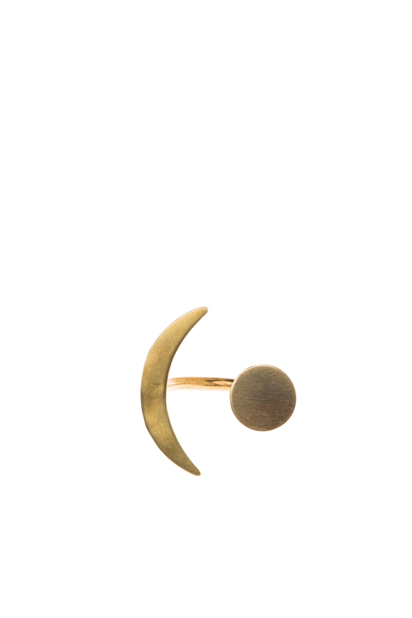 Full Moon Phases Ring