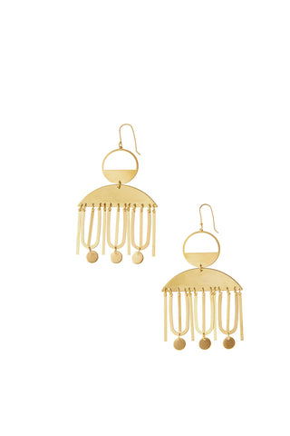 Triumphal Earrings