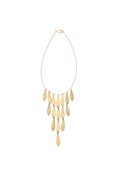 Wing Bib Necklace