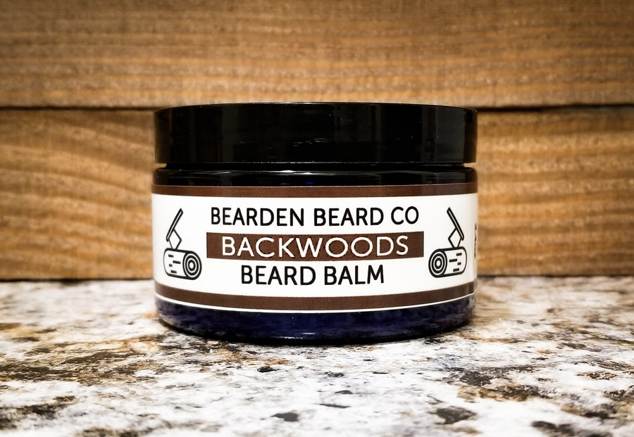 Backwoods Beard Balm