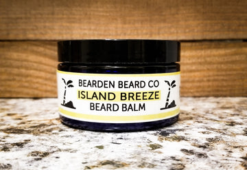 Island Breeze Beard Balm