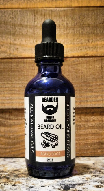 Beard Spice Beard Oil