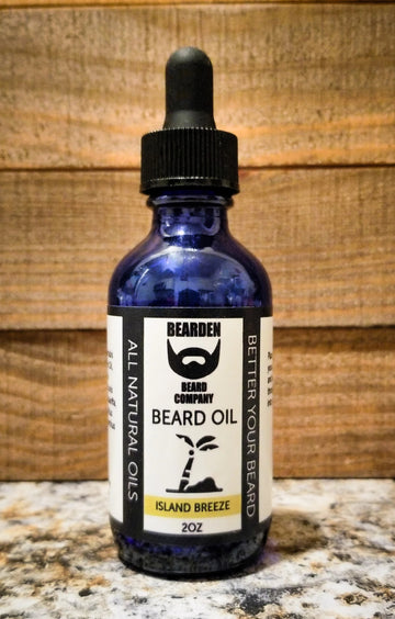 Island Breeze Beard Oil