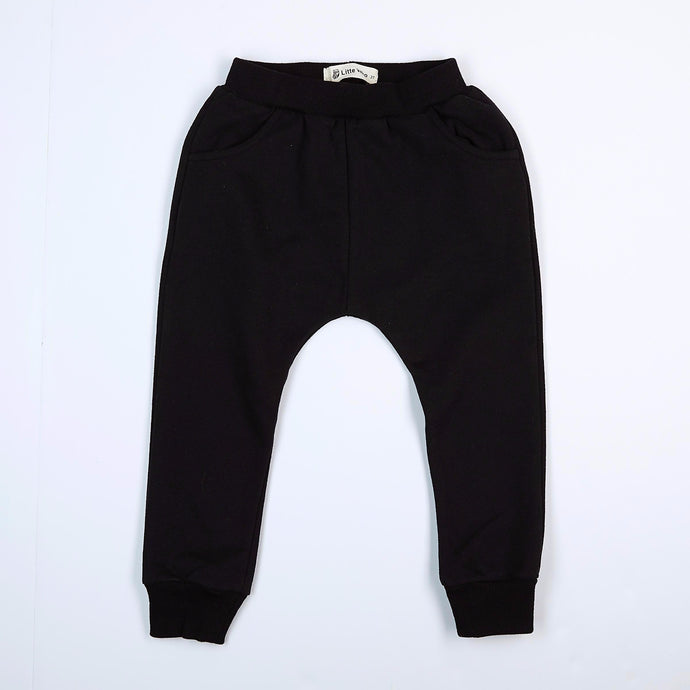 Little Who- Elastic Band Cuff Pants