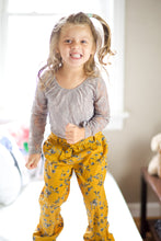 Load image into Gallery viewer, Bethany Floral Palozza Pants