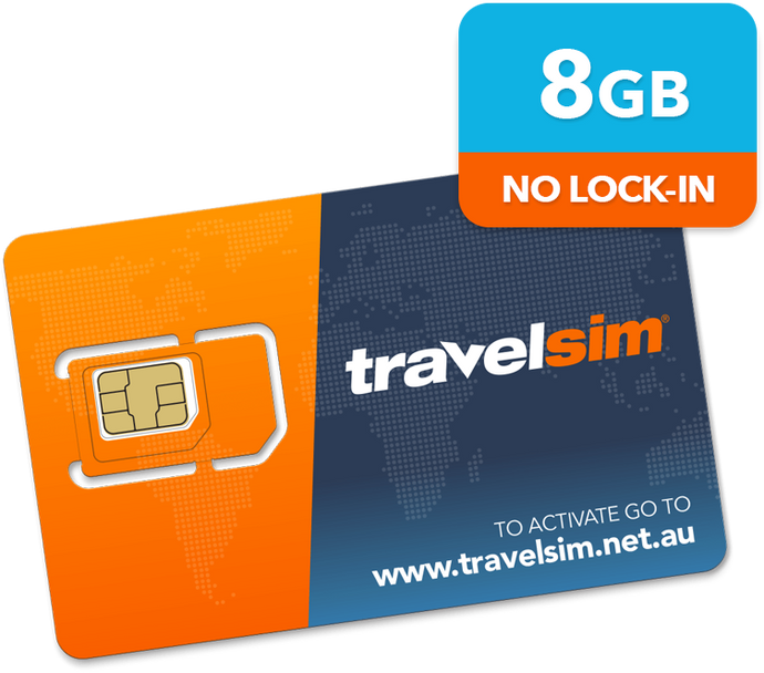 8GB - No Lock-in Local Plan - Small
