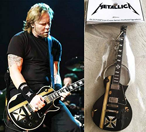 Kamisco: Musical: James Hetfield Metallica