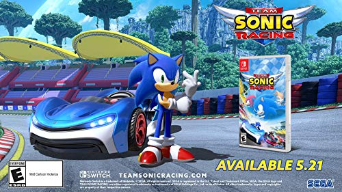 Kamisco: Games: Team Sonic Racing