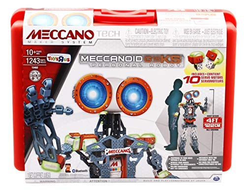 Kamisco: Toys: Meccano Cases