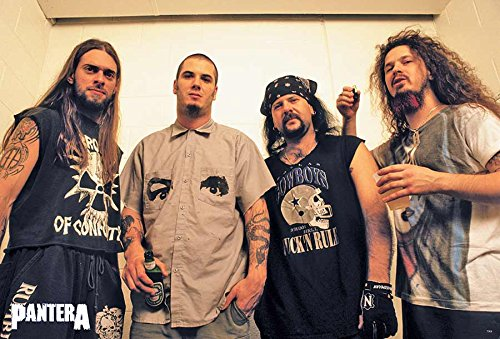 Kamisco: Music: Pantera Band
