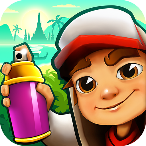 Kamisco: Apps: Subway Surfers