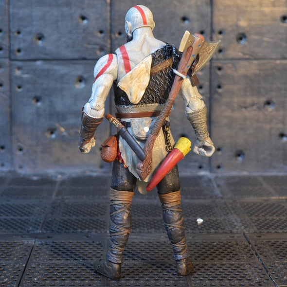 Action Figure Kratos - God of War 4