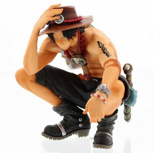 Action Figure Portgas D. Ace - One Piece