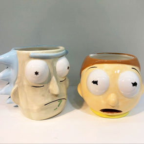 Caneca Criativa - Rick And Morty
