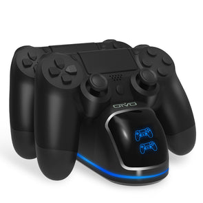 Base Duo Carregador Controle PS4 - Fast Charger