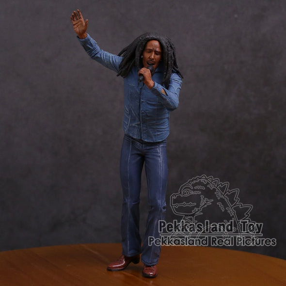Action Figure Colecionável Bob Marley