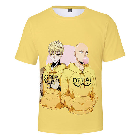 T-Shirt One Punch-Man