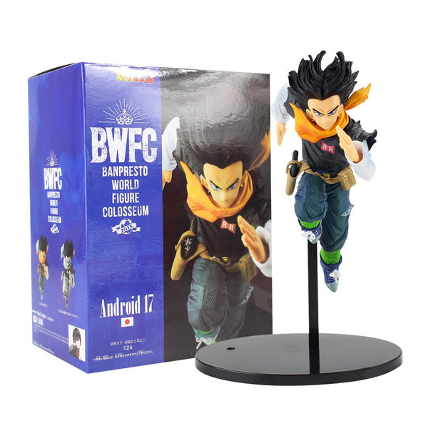 Action Figure Android 17 - Dragon Ball Z