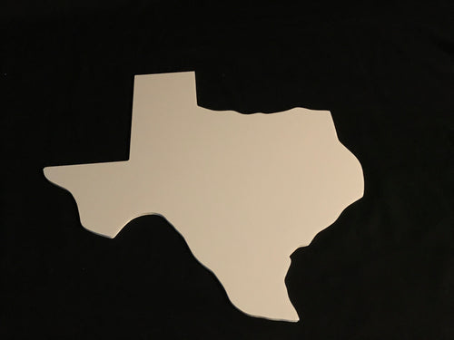 Texas Shape Boards