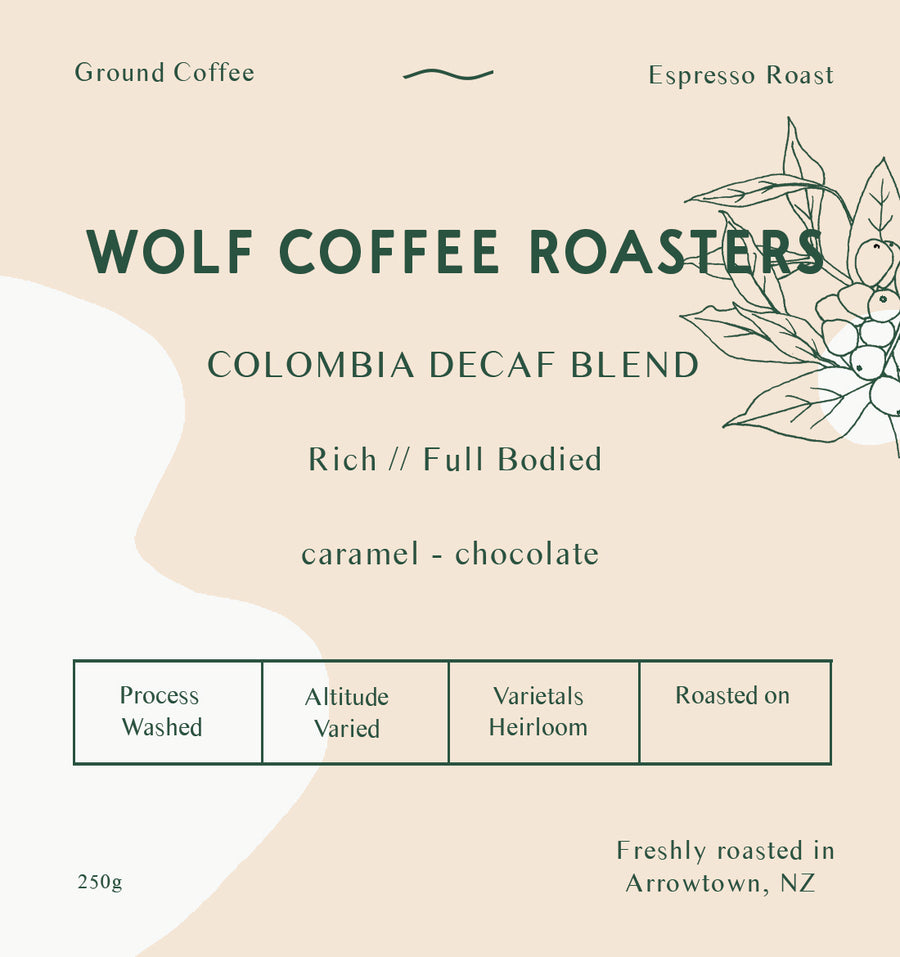Colombia Decaf Blend
