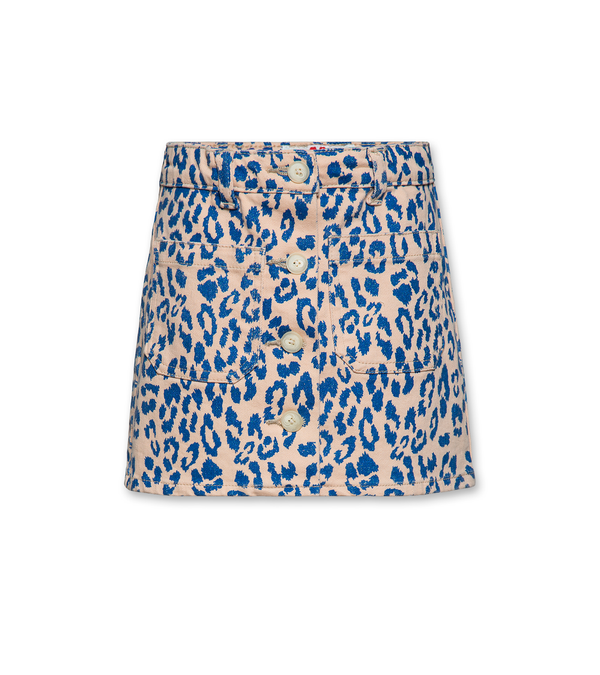 Patti Printed Skirt - Sand