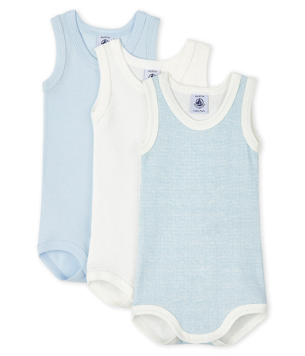 3 Pack Sleeveless Bodysuit - 5766900