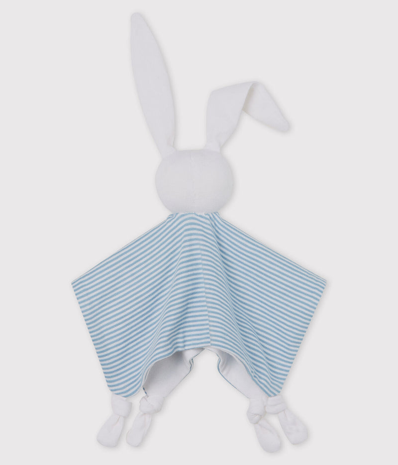 Bunny DOUDOU Toy - Blue Stripe - 5935202
