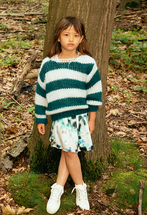 Bamboo Sweater - Jade