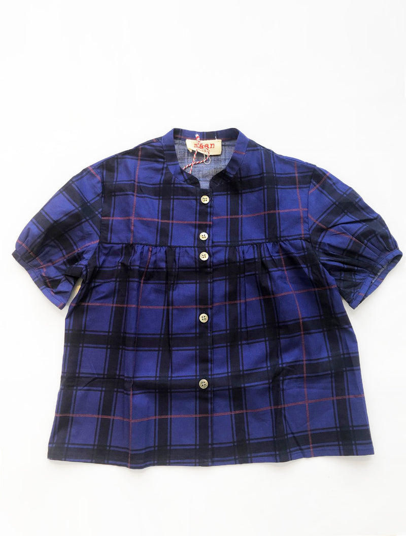 Pearly Shirt - Blue