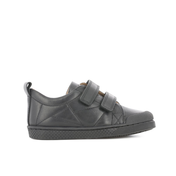Velcro Leather Sneakers
