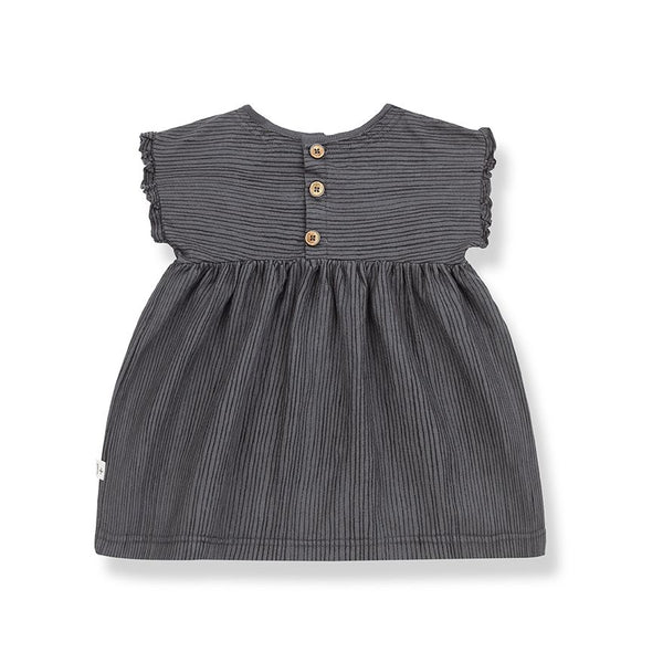 ARLET dress-anthracite