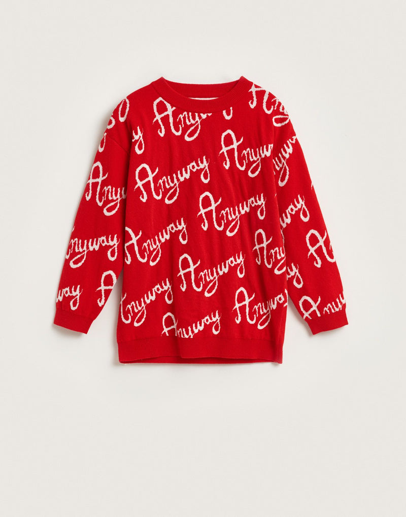 "DINEE ""ANyway"" Sweater - GOJI"