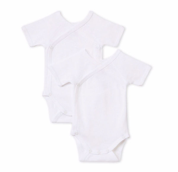 2 Pack of Short Sleeve Bodysuits  - 5422000