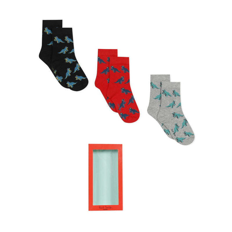 Belenos Socks - Goji Berry Red