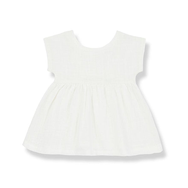 BRUNA dress-off-white