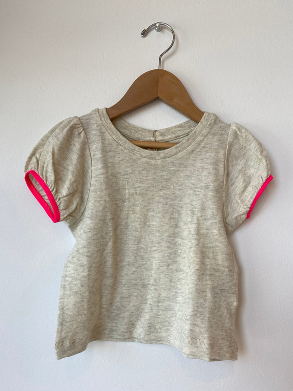 AMAL T-SHIRT - OYSTER
