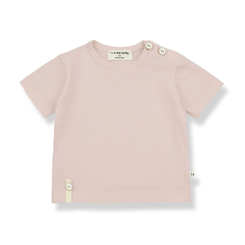 FEDERIC Short sleeve t-shirt-nude