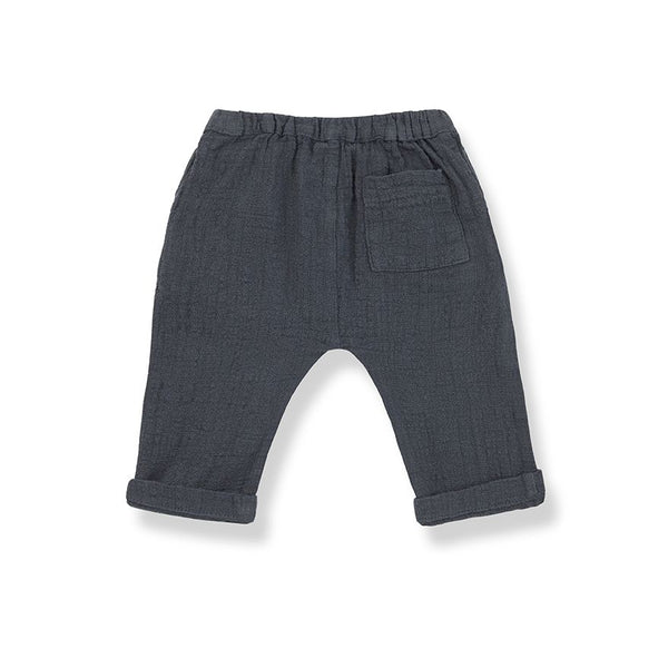 HECTOR long pants-anthracite